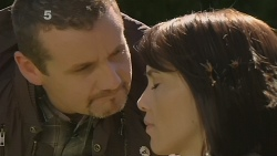 Toadie Rebecchi, Libby Kennedy in Neighbours Episode 6146