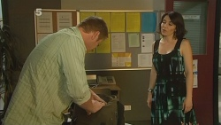 Michael Williams, Libby Kennedy in Neighbours Episode 6146