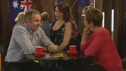 Karl Kennedy, Libby Kennedy, Susan Kennedy in Neighbours Episode 6146