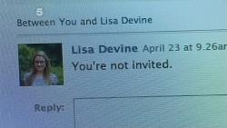 Lisa Devine in Neighbours Episode 6146