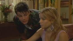 Chris Pappas, Natasha Williams in Neighbours Episode 6146