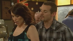 Libby Kennedy, Toadie Rebecchi in Neighbours Episode 6146