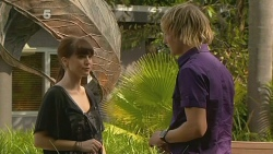 Summer Hoyland, Andrew Robinson in Neighbours Episode 6146