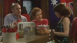 Karl Kennedy, Susan Kennedy, Libby Kennedy in Neighbours Episode 6147