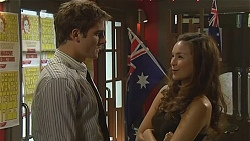 Kyle Canning, Jade Mitchell in Neighbours Episode 6148