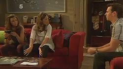 Jade Mitchell, Sonya Mitchell, Lucas Fitzgerald in Neighbours Episode 6149
