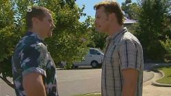 Toadie Rebecchi, Lucas Fitzgerald in Neighbours Episode 6149