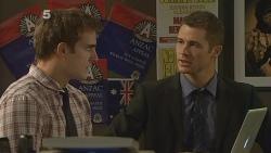 Kyle Canning, Mark Brennan in Neighbours Episode 6149