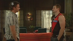 Lucas Fitzgerald, Toadie Rebecchi in Neighbours Episode 6149