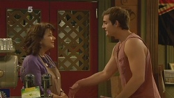 Lyn Scully, Kyle Canning in Neighbours Episode 6150