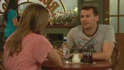 Sonya Mitchell, Lucas Fitzgerald in Neighbours Episode 6150