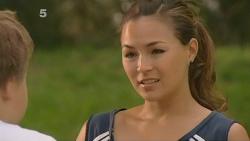 Callum Jones, Jade Mitchell in Neighbours Episode 6151