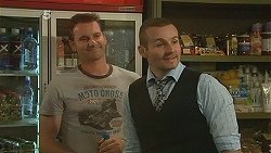 Lucas Fitzgerald, Toadie Rebecchi in Neighbours Episode 6151