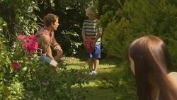 Kyle Canning, Charlie Hoyland, Summer Hoyland in Neighbours Episode 6151