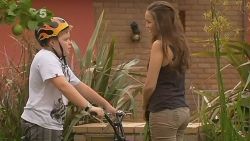 Callum Jones, Jade Mitchell in Neighbours Episode 6152