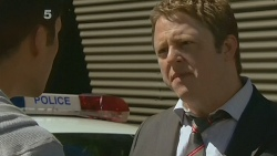 Mark Brennan, Det. Sgt. Wilks in Neighbours Episode 6152