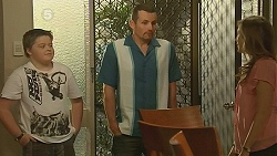 Callum Jones, Toadie Rebecchi, Sonya Mitchell in Neighbours Episode 6152