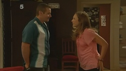 Toadie Rebecchi, Sonya Mitchell in Neighbours Episode 6152
