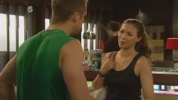 Mark Brennan, Jade Mitchell in Neighbours Episode 6153