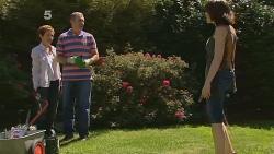 Susan Kennedy, Karl Kennedy, Libby Kennedy in Neighbours Episode 6153