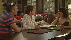 Karl Kennedy, Susan Kennedy, Libby Kennedy in Neighbours Episode 6153