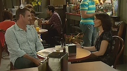 Michael Williams, Libby Kennedy in Neighbours Episode 6153