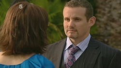 Libby Kennedy, Toadie Rebecchi in Neighbours Episode 6154