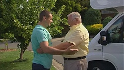 Toadie Rebecchi, Harold Bishop in Neighbours Episode 6156