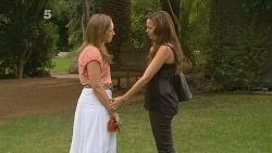 Sonya Mitchell, Jade Mitchell in Neighbours Episode 6156