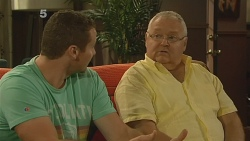 Toadie Rebecchi, Harold Bishop in Neighbours Episode 6157