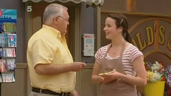 Harold Bishop, Kate Ramsay in Neighbours Episode 6157