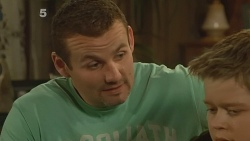 Toadie Rebecchi, Callum Jones in Neighbours Episode 6157