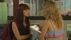 Summer Hoyland, Natasha Williams in Neighbours Episode 6158