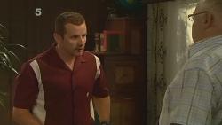 Toadie Rebecchi, Harold Bishop in Neighbours Episode 6158