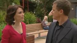 Libby Kennedy, Paul Robinson in Neighbours Episode 6158