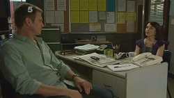Michael Williams, Libby Kennedy in Neighbours Episode 6159