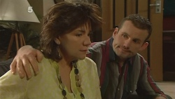 Lyn Scully, Toadie Rebecchi in Neighbours Episode 6160