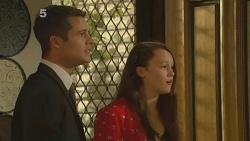 Mark Brennan, Sophie Ramsay in Neighbours Episode 6160