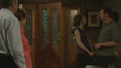 Karl Kennedy, Susan Kennedy, Libby Kennedy, Lucas Fitzgerald in Neighbours Episode 6160