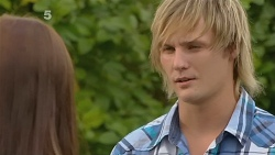 Summer Hoyland, Andrew Robinson in Neighbours Episode 6161