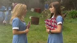Natasha Williams, Summer Hoyland in Neighbours Episode 6163