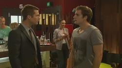 Mark Brennan, Kyle Canning in Neighbours Episode 6163