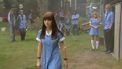 Summer Hoyland, Natasha Williams, Andrew Robinson in Neighbours Episode 6163
