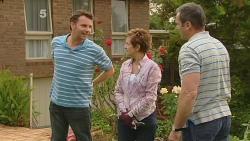 Lucas Fitzgerald, Susan Kennedy, Karl Kennedy in Neighbours Episode 6164