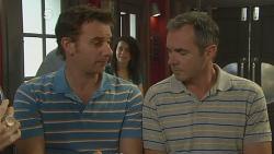 Lucas Fitzgerald, Karl Kennedy in Neighbours Episode 6164