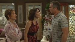 Susan Kennedy, Libby Kennedy, Karl Kennedy in Neighbours Episode 6164