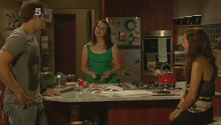 Kyle Canning, Kate Ramsay, Jade Mitchell in Neighbours Episode 6164