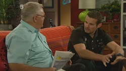 Harold Bishop, Toadie Rebecchi in Neighbours Episode 6165