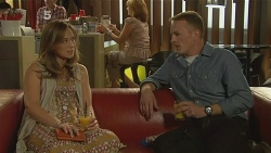 Sonya Mitchell, Captain Troy Miller in Neighbours Episode 6165