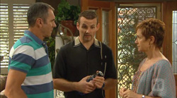 Karl Kennedy, Toadie Rebecchi, Susan Kennedy in Neighbours Episode 6166